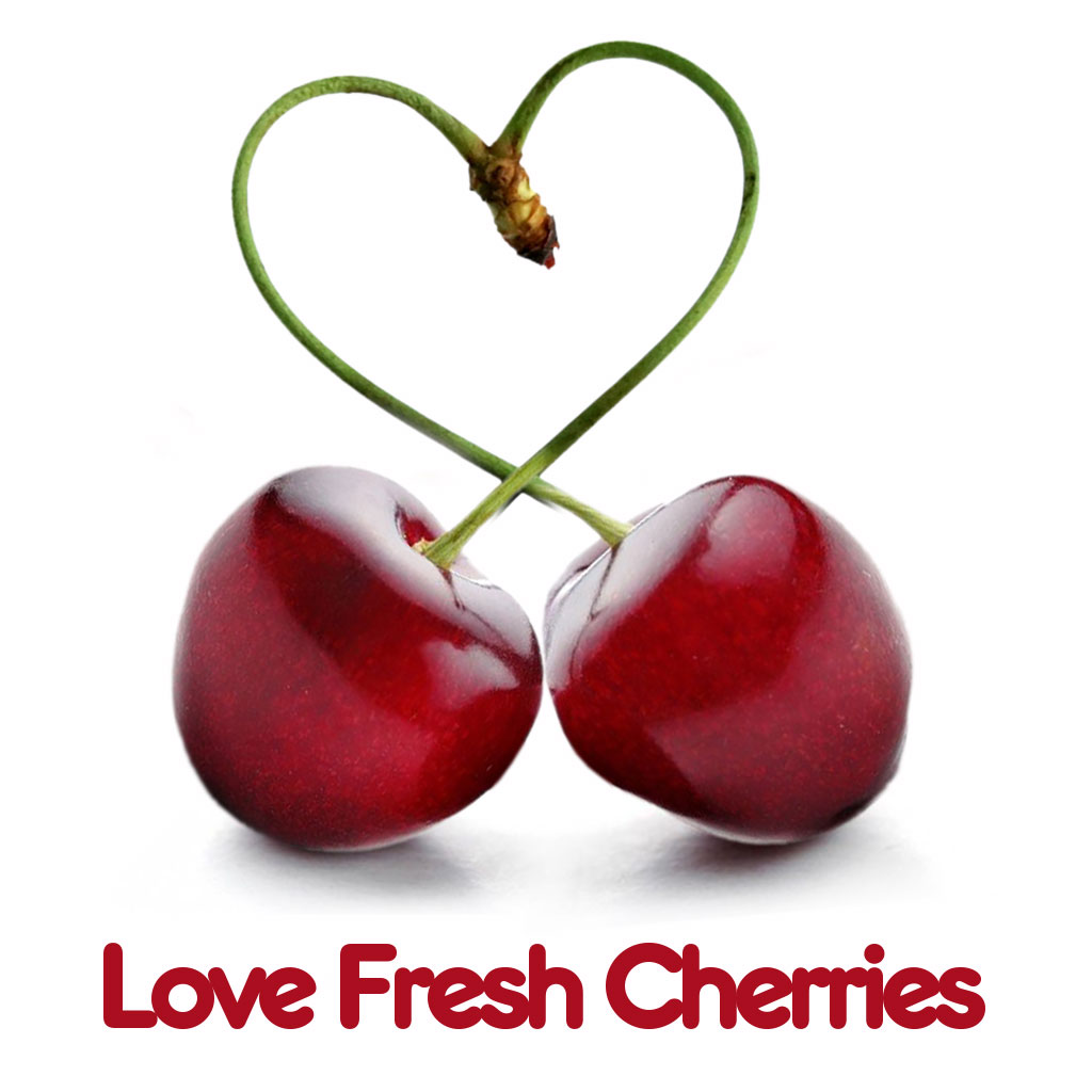 Love Fresh Cherries